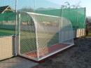 Futbalové siete pre dorast 5 m