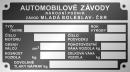 Výrobné štítky