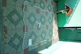 Bezpečnostná sieť s 8 cm okom