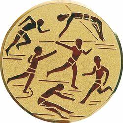 Emblém atletika