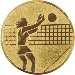 Maxi emblém volejbal ženy