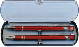 HZ-9910 Sada pero + pentelka červená