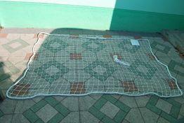 Bezpečnostná sieť s 5 cm okom