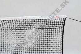 Tenisová sieť zdvojená polyetylénová
