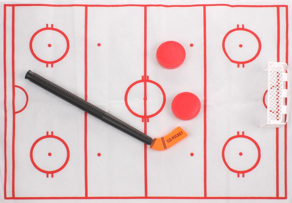 Toilet Hockey stolný hokej